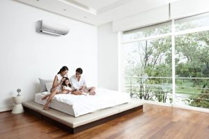 Air Conditioning Service Image Flat QLD